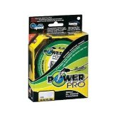 Шнур Power Pro 275м Hi-Vis Yellow
