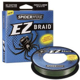Шнур Spider Wire EZ Braid (Moss Green), 100/0,15