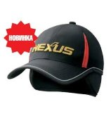 Кепка NEXUS Water Repellent Cap with ear warmer CA-146M